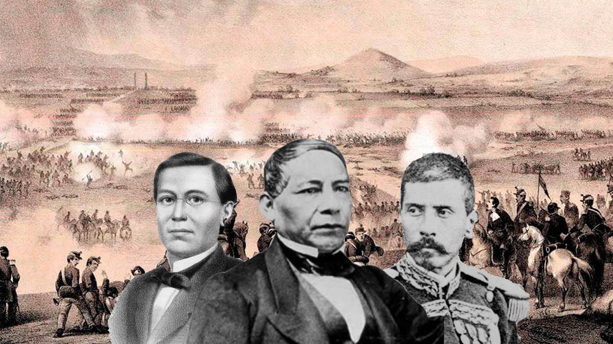 5 de Mayo así fue la batalla de Puebla: México vs Francia ...