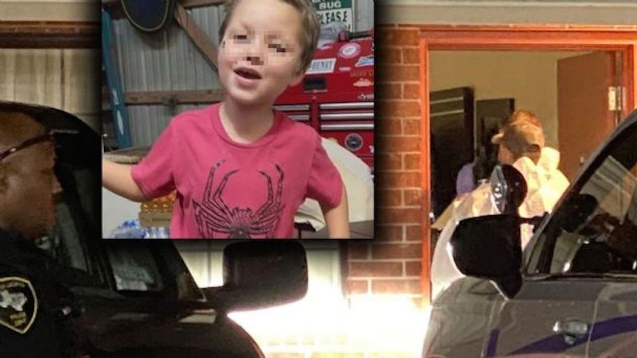 Autopsia revela cómo murió Samuel Olson el niño encontrado ...