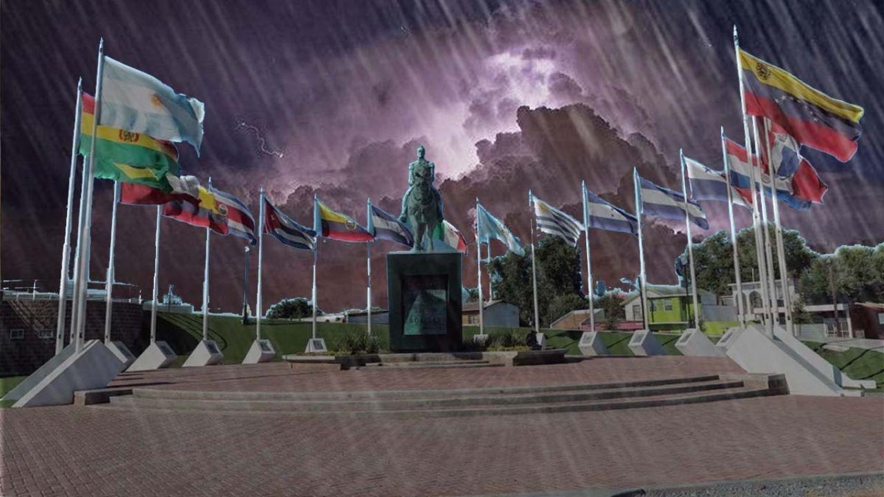 ¡Hay viene el agua! se pronostica lluvias en Nuevo Laredo