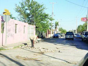 Realizan los vecinos trabajo del Municipio