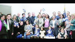 Abren oficina consular de El Salvador en Laredo