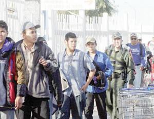 NLD, el campeón en deportaciones