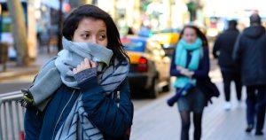 Se esperan mínimas de 6 grados para el norte de Tamaulipas