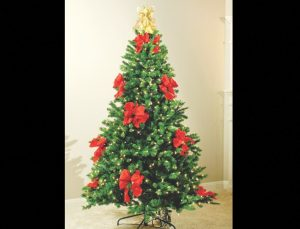 Piden entregar árboles navideños