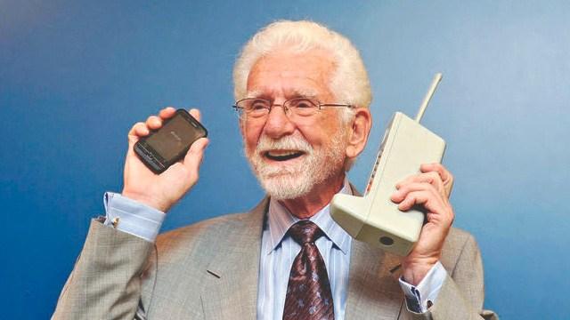 9a7fb1a511 Se cumplen 45 años de la primera llamada por celular en el mundo