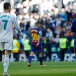 Messi terminó el 2018 con mejores números que Cristiano