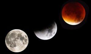 Luna de sangre, superluna y eclipse ocurrirán en 23 días