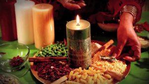 Recurren a rituales para recibir al 2019