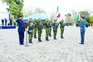 Nombran nuevo Comandante del cuartel militar
