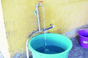 Se quedarán sin agua 14 colonias
