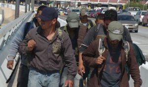 Tamaulipas como Irak; peligran deportados