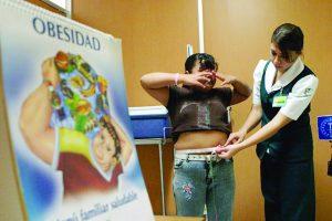 Activan programa para evitar obesidad