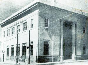 Banco Longoria, un recuerdo del pasado
