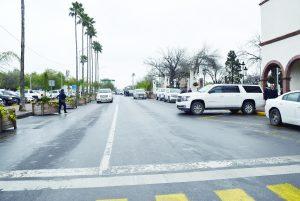 Gobernador hace visita exprés a Nuevo Laredo