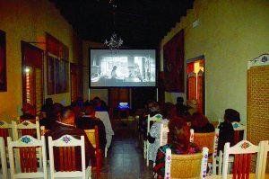 Proyectan 'Roma' en Sala Bravo