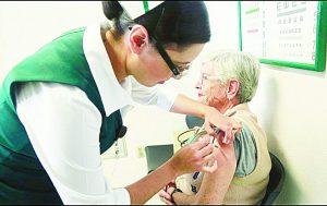 Llaman a aplicarse vacuna de influenza