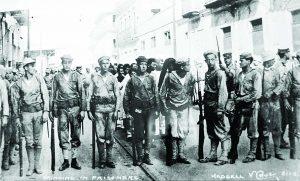 Descendiente de fundadores   y luchador de la Revolución