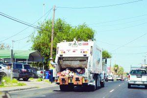 Cuestionan  recolección  de basura