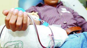 Ante grave escasez, piden a laredenses donar sangre