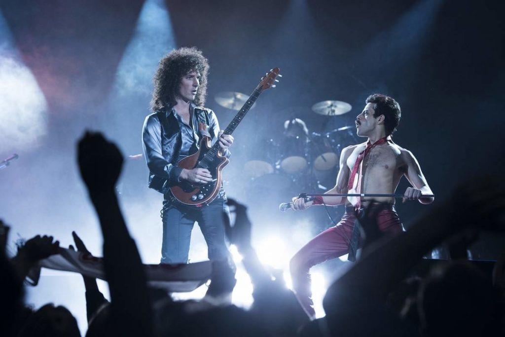 Bohemian Rhapsody' gana dos Globos de Oro 2019