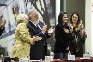 México pide cinco veces perdón a la periodista Lydia Cacho