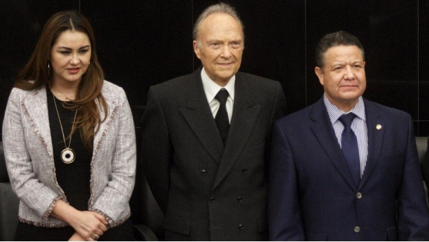Eligen a Alejandro Gertz Manero como primer Fiscal General