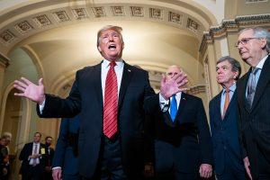Empeora crisis en gobierno estadounidense por muro fronterizo