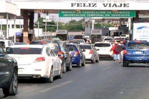 Baja costo de cruce en puentes internacionales