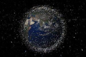 Analizan opciones contra basura espacial