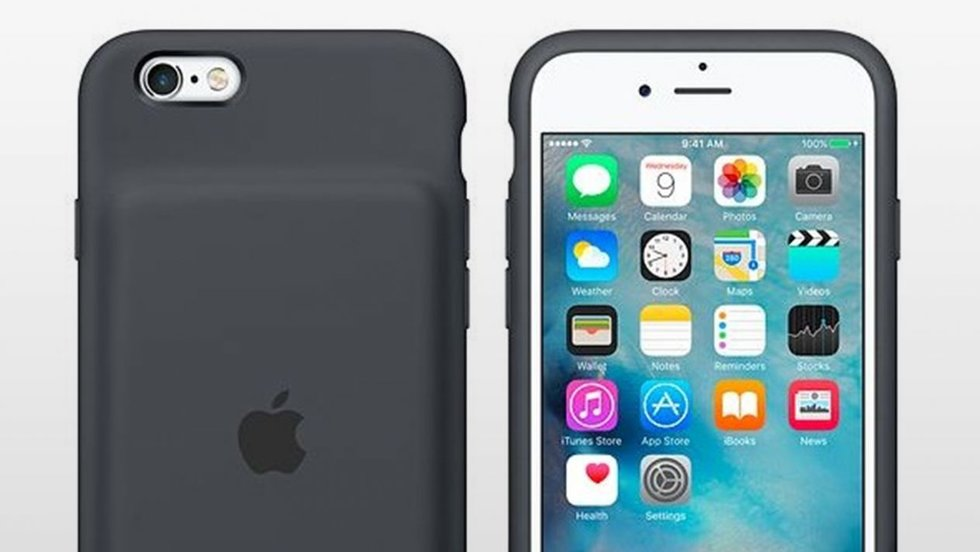 ¿La pila de tu iPhone no te 'dura nada'? Apple lanza fundas con baterías incorporadas