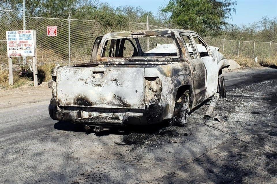 Abaten a 5 pistoleros en Reynosa