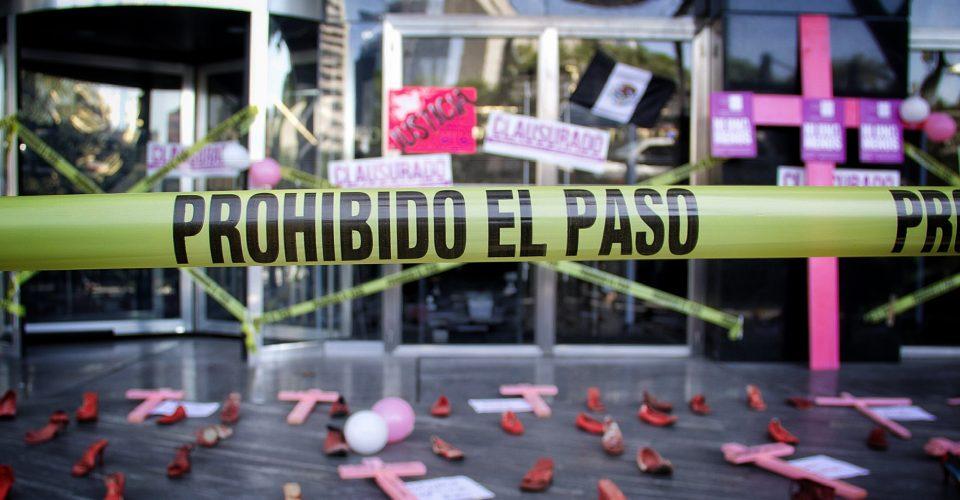 Asesinan a niña  en Tamaulipas