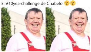 Los memes del #10YearChallenge