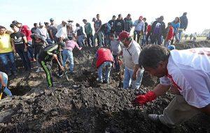 Sube a 93 el número de muertos por explosión de ducto en Tlahuelilpan