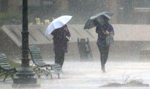 Llueve en 15 días lo de   todo un mes