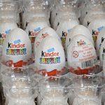 Indignación por un 'mensaje del Ku Klux Klan' en un huevo Kinder (FOTO)