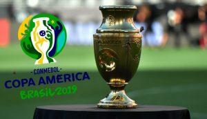 Quedaron definidos los grupos de la Copa América Brasil 2019