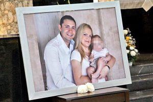 Dan 47 años a esposo de española por feminicidio