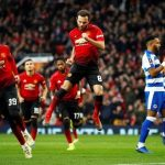 Sigue Manchester United con gran paso