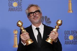 Se lleva 'Roma' dos Globos de Oro
