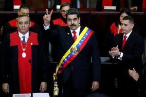 Asume Maduro segundo mandato