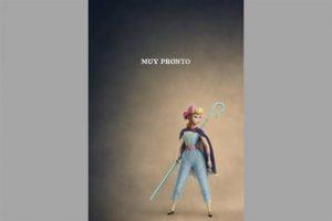 Vuelve a 'Toy Story' una vieja amiga