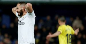 Real Madrid deja ir la victoria en duelo pendiente vs Villarreal