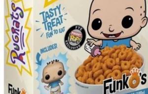 Rugrats están de regreso ¡en una caja de cereal!
