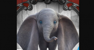 Revelan pósteres de la película 'Dumbo' (VIDEO)