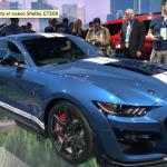 Mustang presenta el nuevo Shelby GT500
