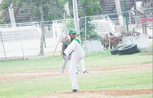 Beisbol brillan en diamante