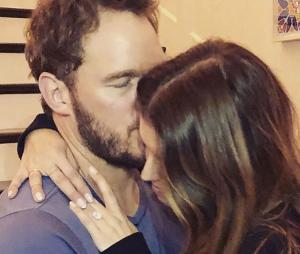 Chris Pratt se comprometió con la hija de Arnold Schwarzenegger