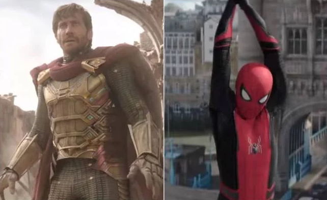 "Lanzan adelanto de ""Spider-Man: Far From Home"""