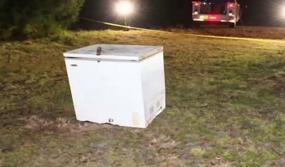 Hallan a tres niños muertos dentro de un congelador en Florida